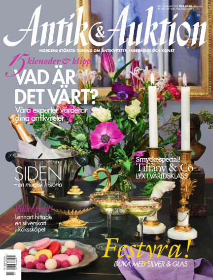 Antik & Auktion December 14, 2017 00:00