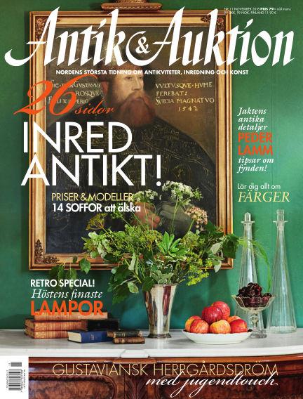 Antik & Auktion October 11, 2018 00:00