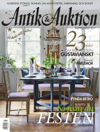 Antik & Auktion 19-01