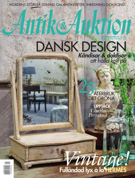 Antik & Auktion March 07, 2019 00:00