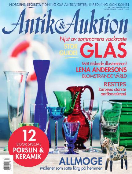 Antik & Auktion June 05, 2019 00:00