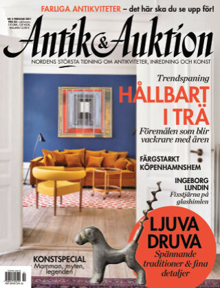 Antik & Auktion 2021-01-07