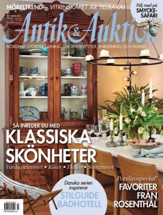 Antik & Auktion 2021-02-04
