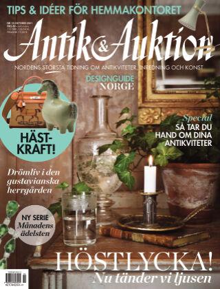 Antik & Auktion 2021-09-16