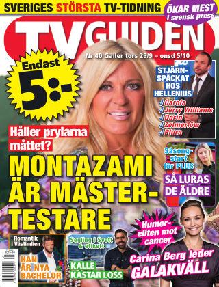 TV-Guiden 16-40