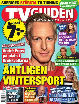TV-Guiden 16-47