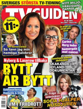 TV-Guiden 40