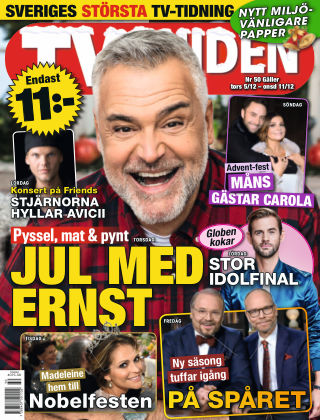 TV-Guiden 2019-12-03