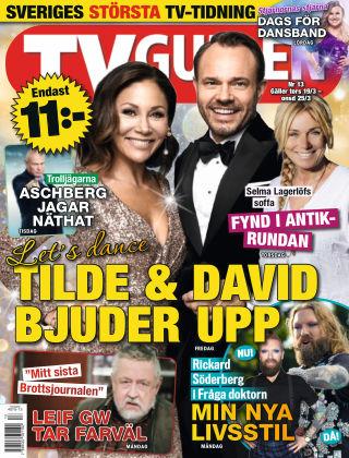 TV-Guiden 2020-03-17
