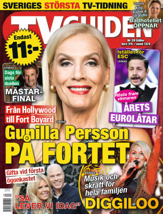 TV-Guiden 2020-05-05