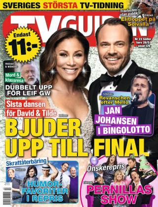 TV-Guiden 2020-05-26