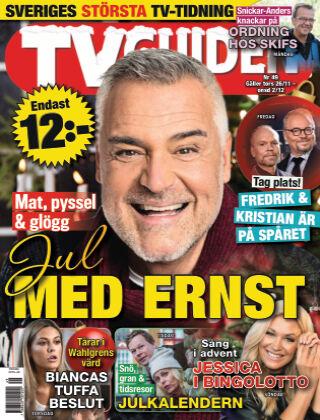 TV-Guiden 2020-11-24