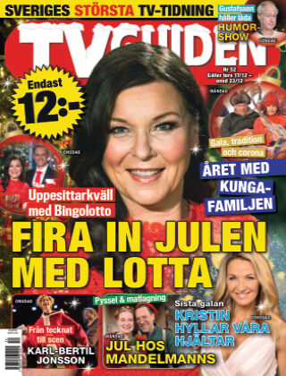 TV-Guiden 2020-12-15
