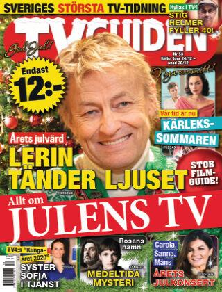 TV-Guiden 2020-12-22