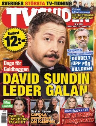 TV-Guiden 2021-01-19