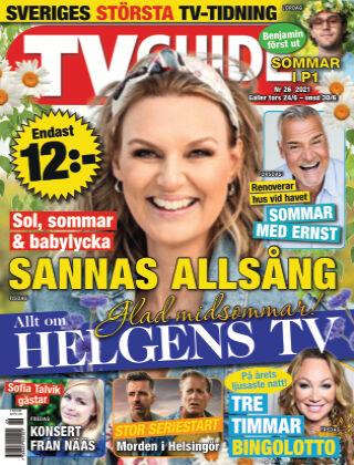 TV-Guiden 2021-06-22