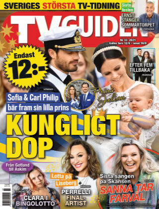 TV-Guiden 2021-08-10