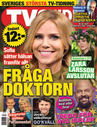TV-Guiden 2021-08-17