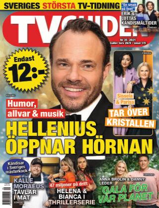 TV-Guiden 2021-08-24