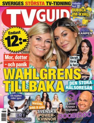 TV-Guiden 2021-08-31