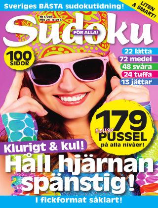 Sudoku för alla 16-05