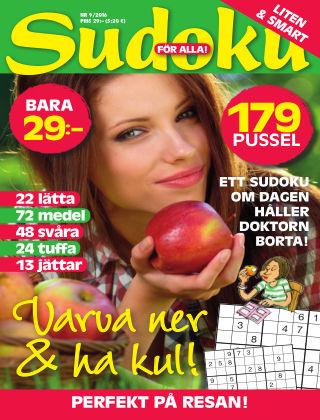 Sudoku för alla 16-09