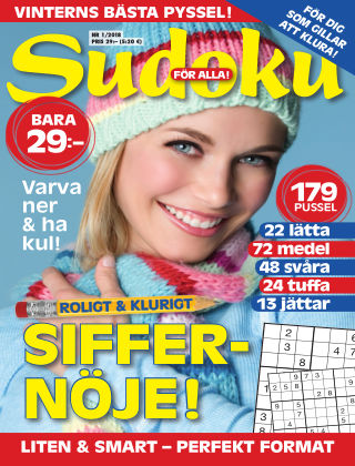 Sudoku för alla 18-01
