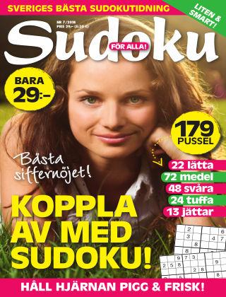 Sudoku för alla 18-07