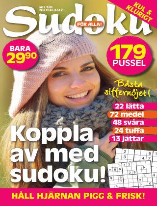 Sudoku för alla 19-03