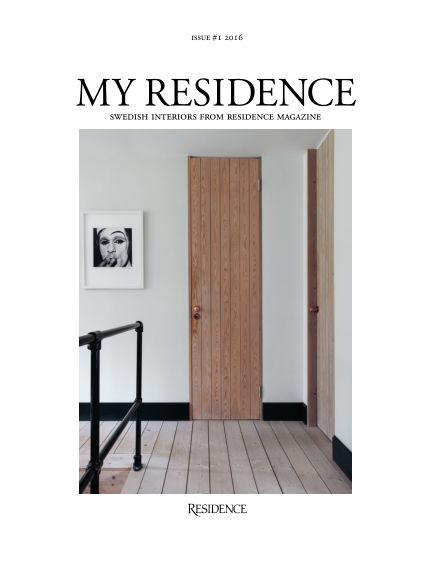 My Residence October 21, 2016 00:00