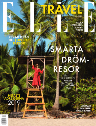 ELLE Travel 2019-04-11