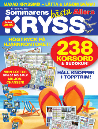 Sommarens bästa kryss 2017-06-06