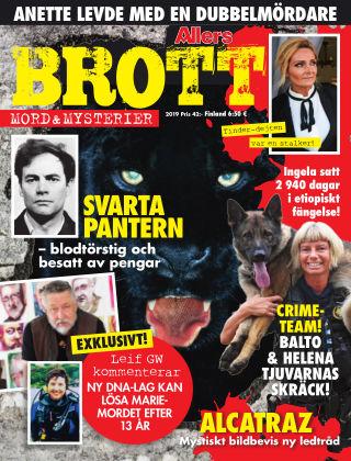 Brott, Mord & Mysterier 2019-04-25