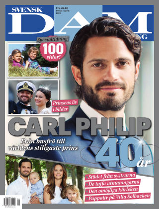 Carl Philip 40 år 2019-04-30