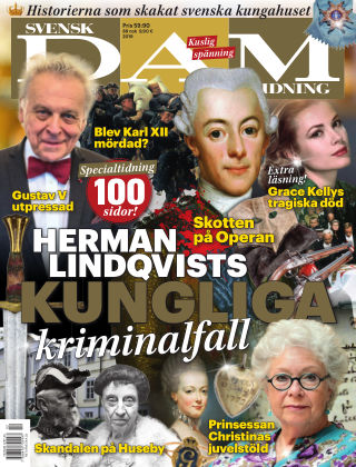 Kungliga kriminalfall 2019-06-11