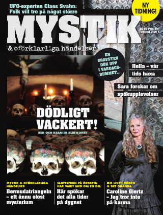 Mystik & oförklarliga händelser 2019-09-26