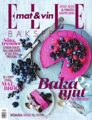 ELLE Mat & Vin Bakspecial 2019-10-01