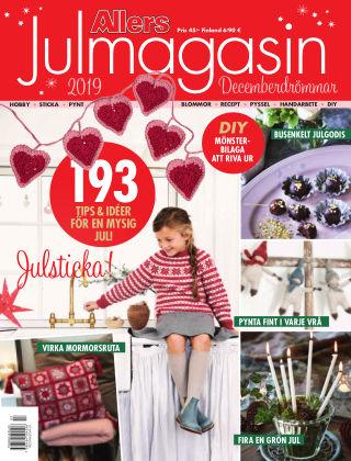 Allers Julmagasin 2019 2019-10-03