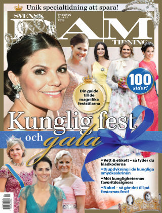 Kunglig Fest & Gala 2019-11-28