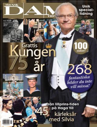 Svensk Damtidning Special Kungen 75 år