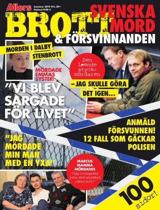 Allers Brott, Mord och Mystik 2019-07-02