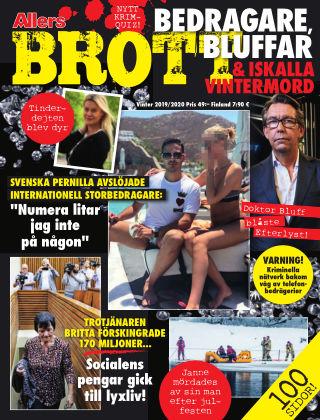 Allers Brott, Mord och Mystik 2019-12-03