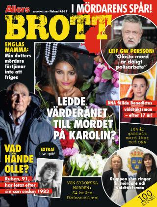 Allers Brott, Mord och Mystik 2020-04-21