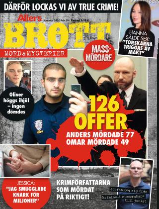Allers Brott, Mord och Mystik 2020-06-30