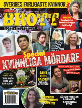 Allers Brott, Mord och Mystik 2020-10-27