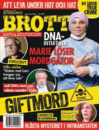 Allers Brott, Mord och Mystik 2021-04-06