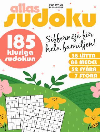 Allas Sudoku 2020-04-30