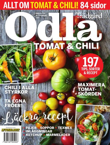 Allers Trädgård Special: Odla February 12, 2020 00:00
