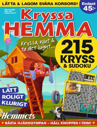 Kryssa Hemma 2020-04-28