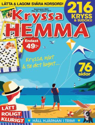 Kryssa Hemma 2021-06-17